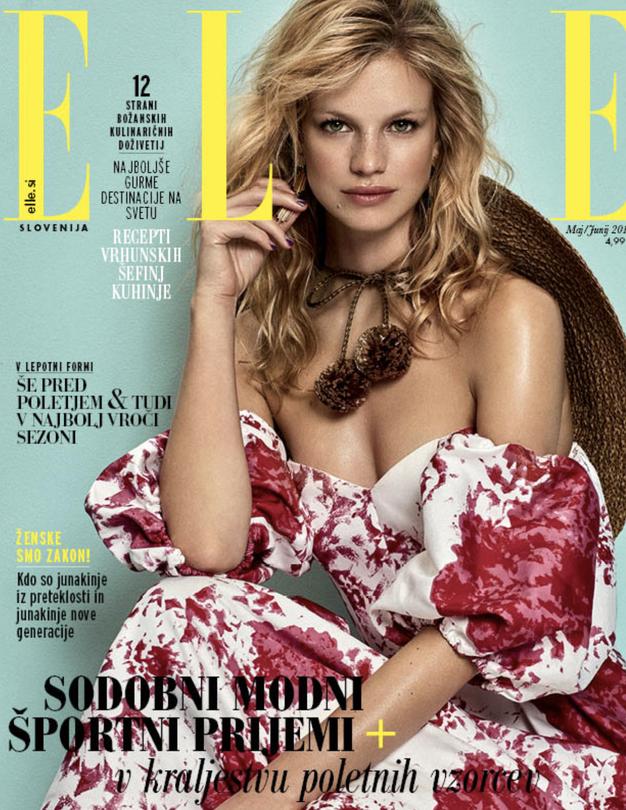 Tukaj je Nova Elle! Preberite zapis modne urednice - Foto: Elle
