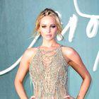 Poglejte čudovito obleko, ki jo je Jennifer Lawrence nosila na zaročni zabavi