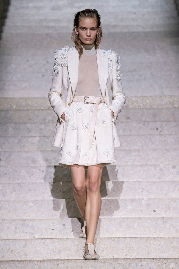 Oglejte si najlepše kreacije z modne revije Max Mara