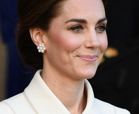 Uau! Poglejte, kako lep plašč je pravkar oblekla Kate Middleton