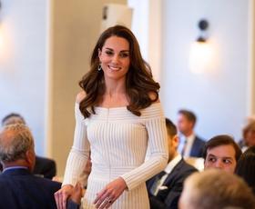 Ne boste verjeli, kakšne pete je ravnokar obula Kate Middleton