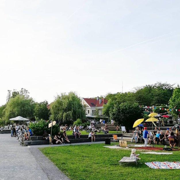 Najboljši uvod v poletje v Ljubljani - Foto: Promocijo gradivo