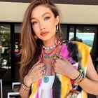 Poglejte najlepše stajlinge, ki jih je ta mesec nosila Gigi Hadid