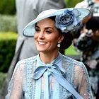 Kate Middleton nas je ta trenutek osupnila v tem čudovitem stajlingu