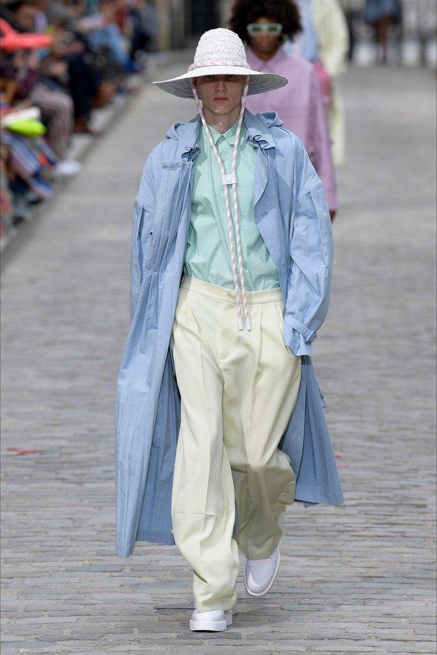 Izbrali smo najlepše kreacije z modne revije Louis Vuitton
