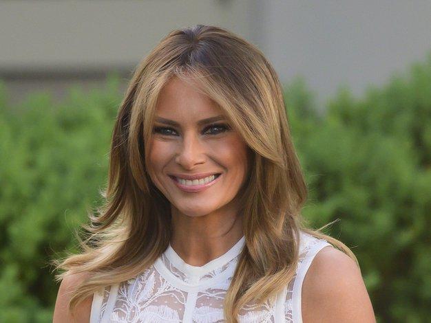 Poglejte, kako prikupne pete je nosila Melania Trump - Foto: Profimedia