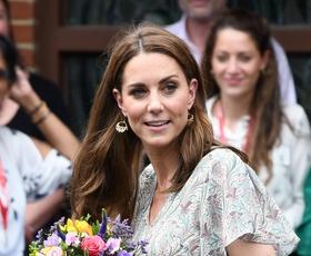 Kate Middleton je izbrala popoln stajling za poletno vročino