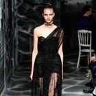 V Parizu so predstavili kreacije Dior Haute Couture