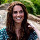 Kate Middleton nas je na Wimbledonu osupnila v čudoviti poletni obleki