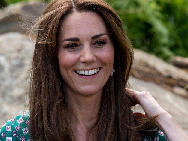 Kate Middleton nas je na Wimbledonu osupnila v čudoviti poletni obleki - Foto: Profimedia