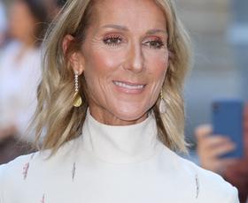 Céline Dion je nosila slavno verižico iz filma Titanik in internet je ponorel