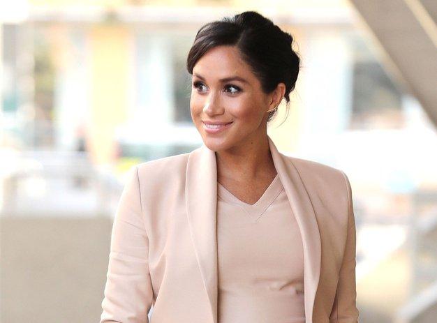 Meghan Markle je danes nosila ta blazer, ki še ni razprodan! - Foto: Profimedia