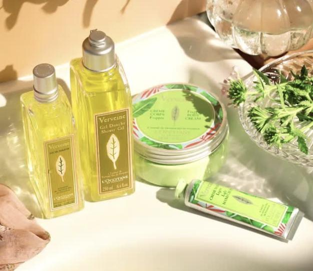 Že poznate čudovit vonj novih izdelkov L'Occitane? - Foto: Instagram/ @Loccitane