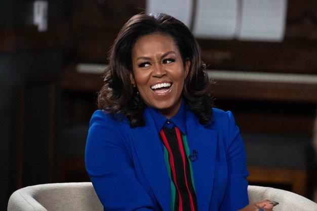 Michelle Obama je pokazala svoje naravne lase! Videti je popolnoma drugače - Foto: Profimedia