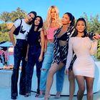 Sestre Kardashian-Jenner obožujejo te dramatične kopalke (+ kje jih kupite)