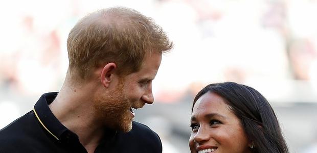 Meghan Markle in Archie prvič skupaj v javnosti! Oglejte si vse fotografije