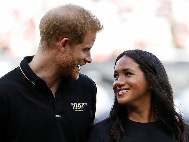 Meghan Markle in Archie prvič skupaj v javnosti! Oglejte si vse fotografije - Foto: Profimedia