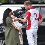 Meghan Markle in Archie prvič skupaj v javnosti! Oglejte si vse fotografije (foto: Profimedia)