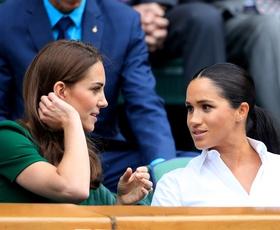 Meghan in Kate sta danes skupaj obiskali Wimbledon! Katera je nosila lepšo obleko?