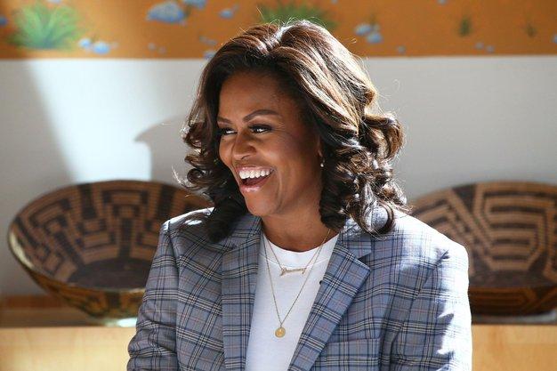 Internet je obseden z ogrlico Michelle Obama! Poglejte, zakaj - Foto: Profimedia