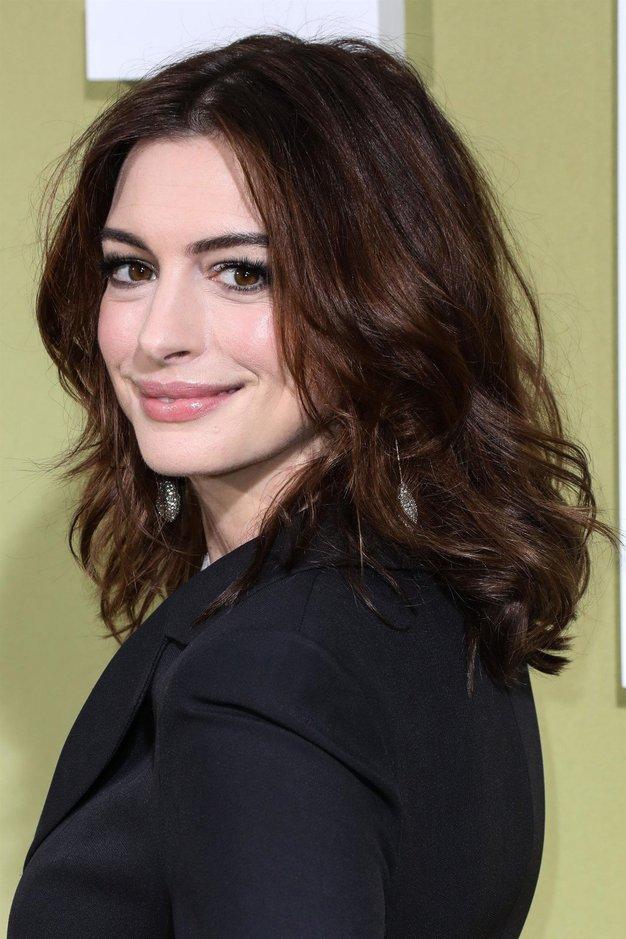 Poglejte, kako je Anne Hathaway naznanila svojo drugo nosečnost! - Foto: profimedia
