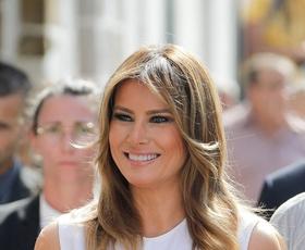Poglejte, katerim stverem se je Melania Trump posvetila na posestvu Mar-a-Lago, po tem ko je zapustila Belo hišo