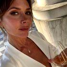 To prelepo obleko je Victoria Beckham nosila na zmenku z Davidom