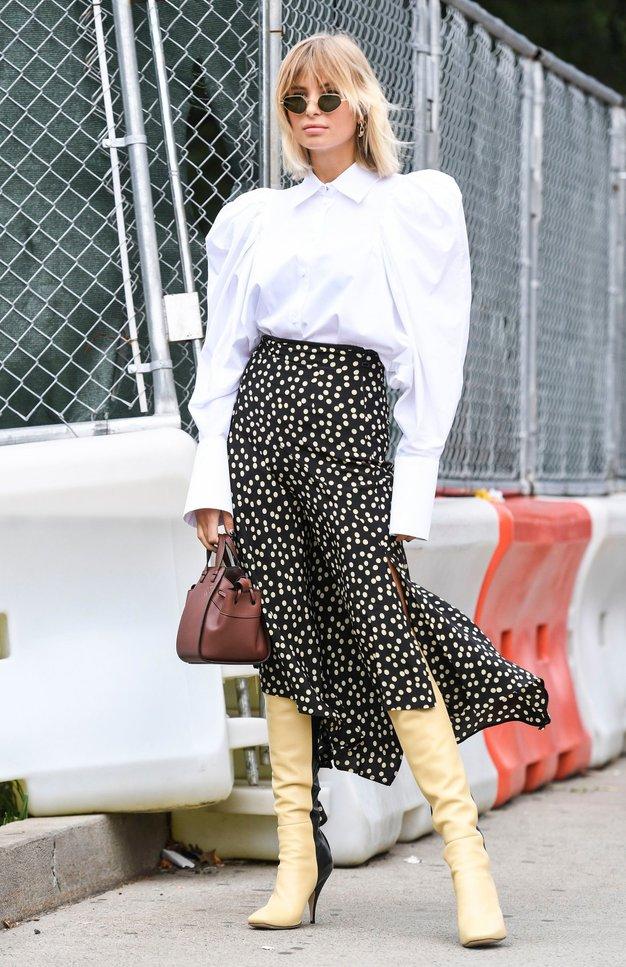 NYFW: Izbrali smo 4 najlepše modne trende z ulic New Yorka - Foto: Profimeda