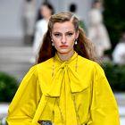 Teden mode v New Yorku je napovedal povratek pričesk iz osemdesetih