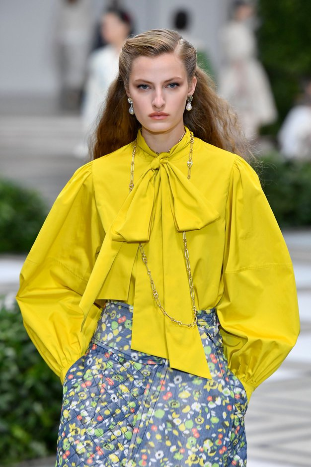 Teden mode v New Yorku je napovedal povratek pričesk iz osemdesetih - Foto: Profimedia