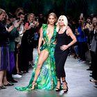 Oglejte si najboljše kreacije vrhunskih modnih znamk z milanskega tedna mode