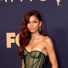 Nagrade Emmy: Zendaya nas je očarala v čudoviti zeleni obleki