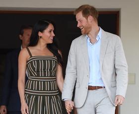 VIDEO: Kako prikupno, Archie je na las podoben princu Harryju!