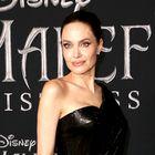 Angelina Jolie nas je navdušila s čudovito svetlečo obleko