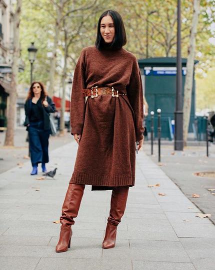 8 popolnih jesenskih škornjev, ki jih potrebujete za novo sezono - Foto: Instagram