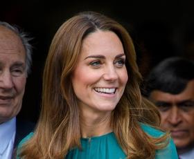 Poglejte prelepo obleko, ki jo je pravkar nosila Kate Middleton