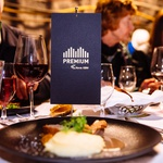 Vrhunska kulinarika združena v štiri-hodnem Premium meniju (foto: Mediaspeed)