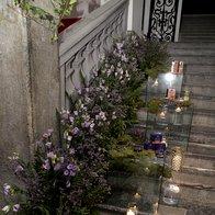 Za čudovite cvetlične aranžmaje so prskrbeli v Gardeniji (foto: Saša Aleksandra Prelesnik)