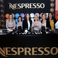 Nespresso ekipa (foto: Helena Kermelj)
