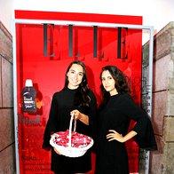 Pokrovitelj kategorije podjetje Henkel je obiskovalce razveselil z izdelki Perwoll (foto: Profimedia)