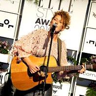 Marina Martensson je znova navdušila s svojim glasom in glasbo. (foto: Profimedia)