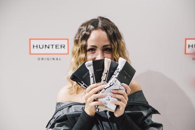 Edinstveno sodelovanje dveh kultnih modnih znamk: Hunter & Susnyara - Foto: promo