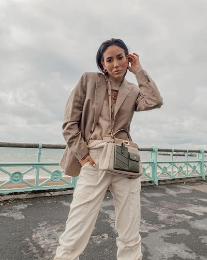 6 najbolj trendnih suknjičev in jaken, ki jih potrebujete za to sezono - Foto: Instagram