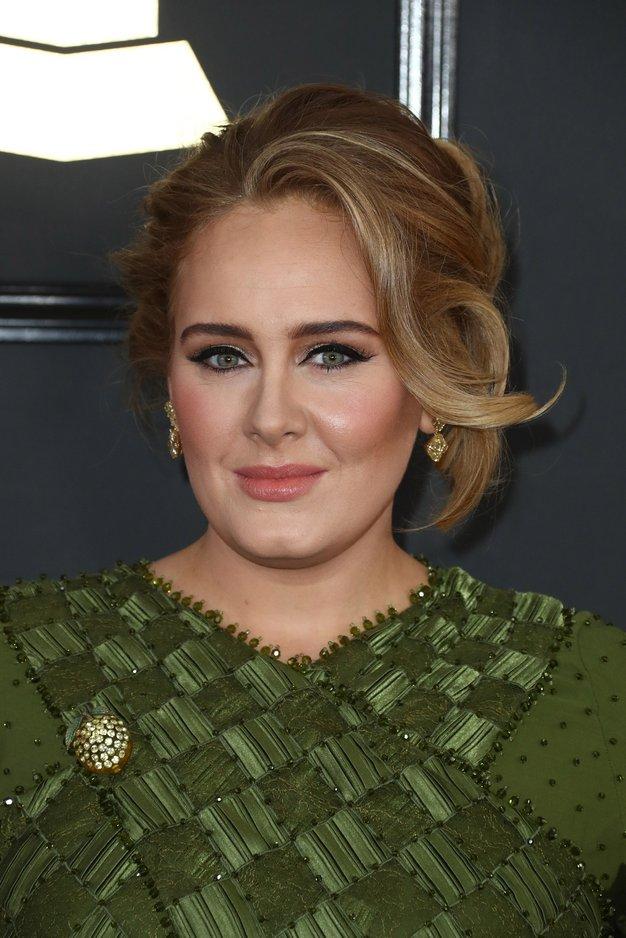 Adele je po ločitvi neprepoznavna! Tako je videti sedaj - Foto: Profimedia
