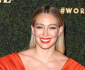 Hilary Duff je razkrila prvi stajling iz novega filma Lizzie McGuire