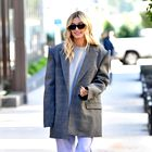 10 odličnih idej, kako nositi prevelik blazer