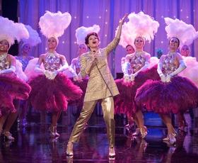 Na velika platna prihaja biografska glamurozna glasbena drama o legendarni Judy Garland