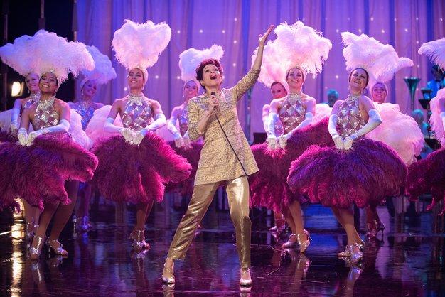 Na velika platna prihaja biografska glamurozna glasbena drama o legendarni Judy Garland - Foto: promocijski material