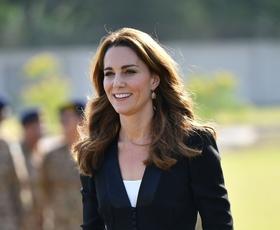 Kate Middleton je opustila svojo najbolj prepoznavno pričesko