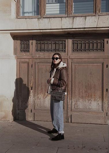 To je najbolj priljubljena zimska jakna, ki nikoli ne bo šla iz mode - Foto: Instagram
